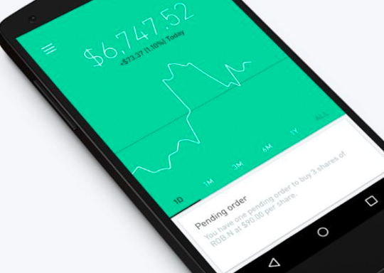 robinhood financial app | compoundingjoy